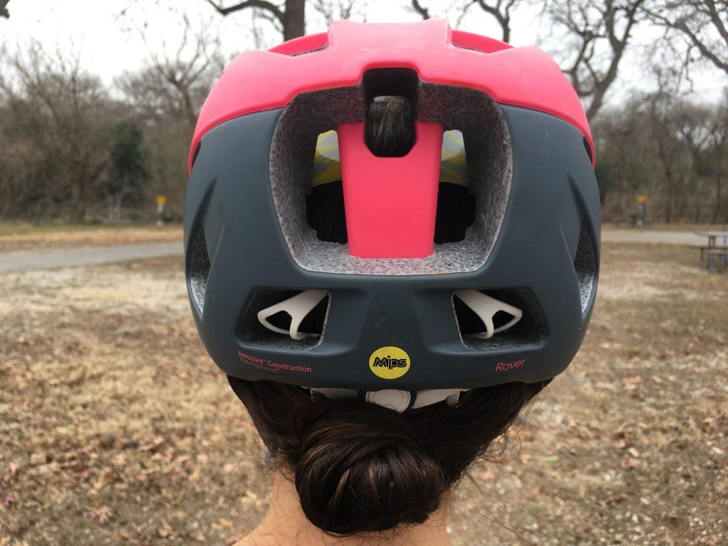 Smith Rover Helmet Hair
