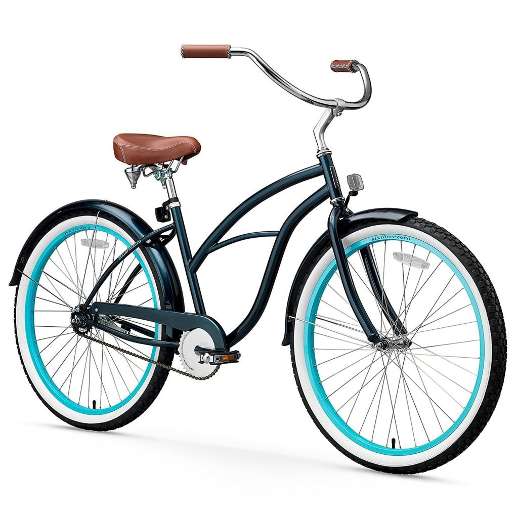 sixthreezero womens cruiser bike