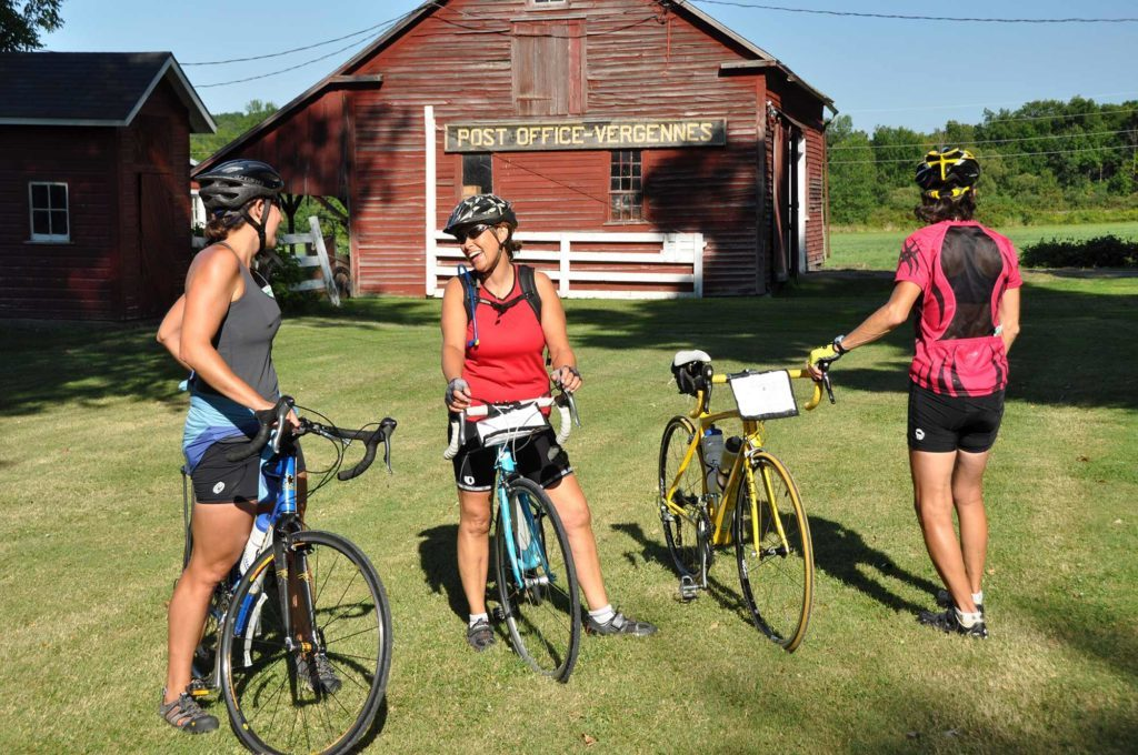 vermont womens cycling weekend