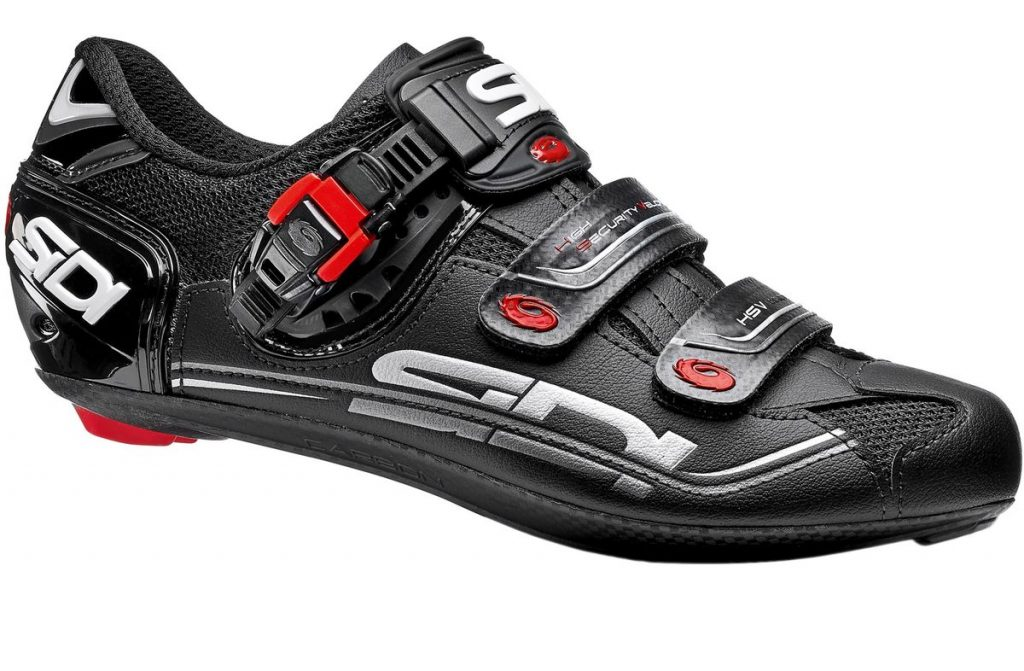 Sidi is our favorite brand for cycling shoes, hands down. Yes, they are expensive, but in our experience, the quality and comfort is worth every penny.